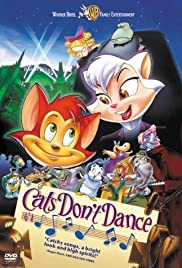 Cats Don't Dance (1997) Poster - Movie Forum, Cast, Reviews
