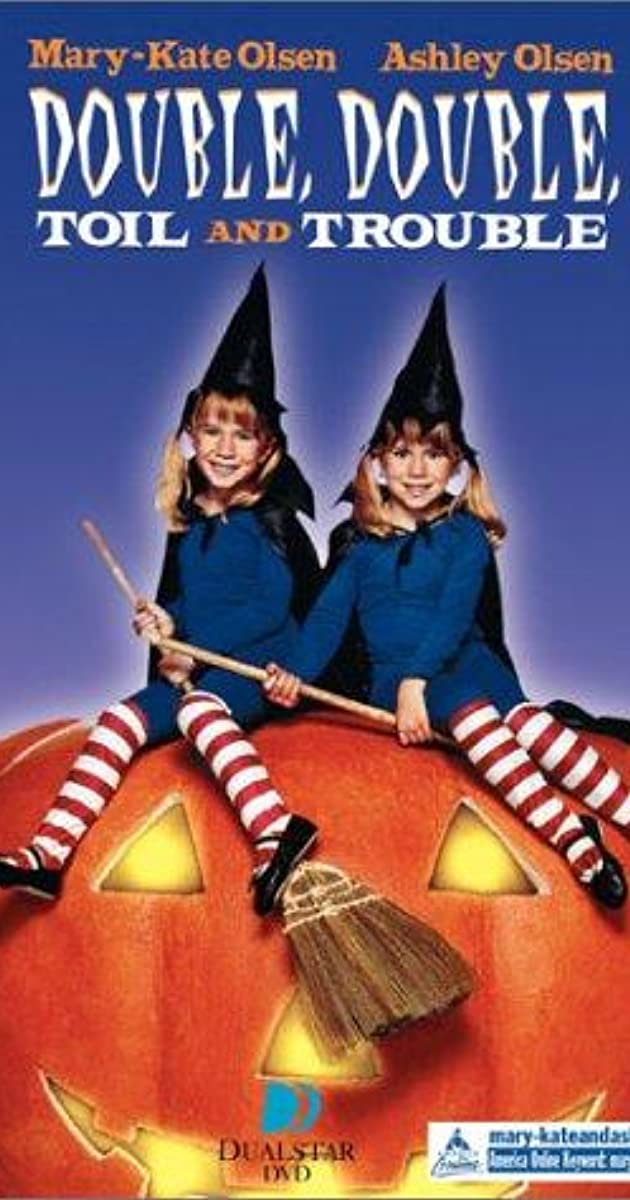 double double toil and trouble tv movie 1993 imdb - Mary Kate And Ashley Olsen Halloween