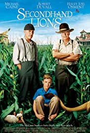 Secondhand Lions 2003 Poster