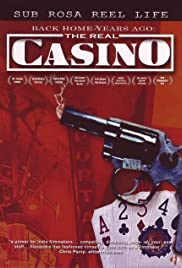Back Home Years Ago: The Real Casino Poster