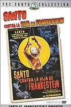 Image of Santo vs. la hija de Frankestein