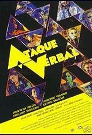 Ataque verbal Poster