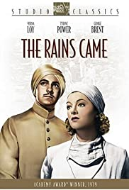 The Rains Came Poster