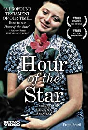 Hour of the Star Poster