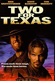 Two for Texas Poster