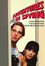 Adventures in Spying Poster