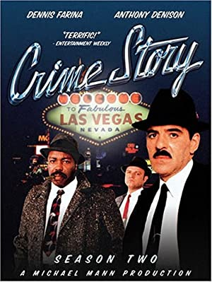 Poster Crime Story