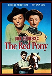The Red Pony Poster