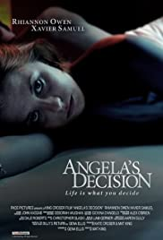 Angela's Decision Poster