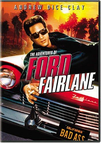 The Adventures of Ford Fairlane (1990)