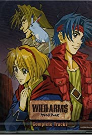 Wild Arms Poster