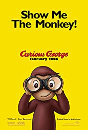 Curious George (2006) Poster - Movie Forum, Cast, Reviews