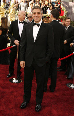 George Clooney at an event for The 78th Annual Academy Awards (2006)