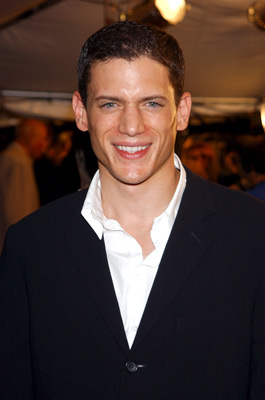 Wentworth Miller at The Human Stain (2003)