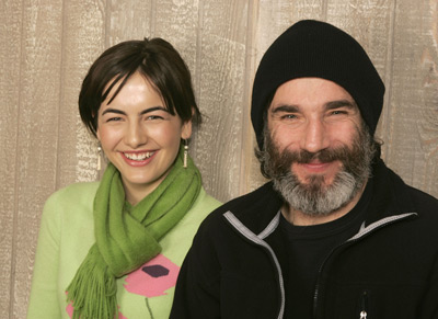 Daniel Day-Lewis and Camilla Belle at an event for The Ballad of Jack and Rose (2005)