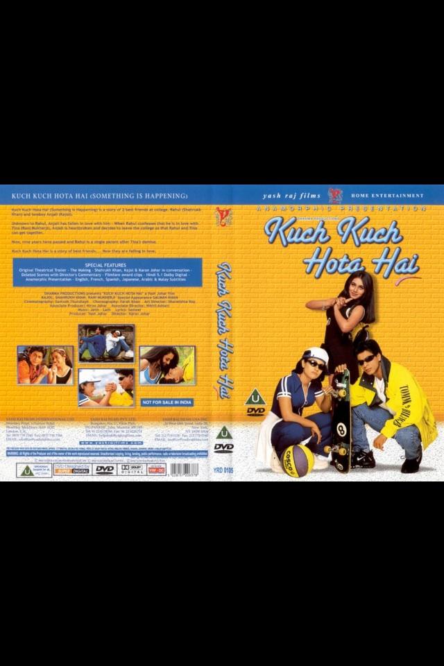 Kuch Hota Hai (1998)
