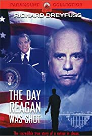 The Day Reagan Was Shot Poster