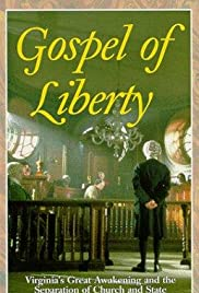 Gospel of Liberty Poster