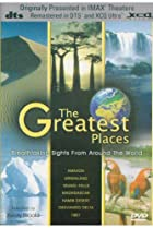 Image of The Greatest Places
