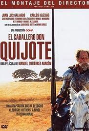 Don Quixote, Knight Errant Poster