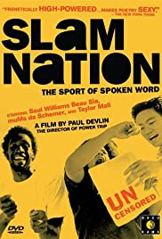 SlamNation (1998) Poster - Movie Forum, Cast, Reviews