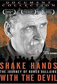 Shake Hands with the Devil: The Journey of Roméo Dallaire Poster
