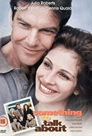 Something to Talk About(1995) Poster - Movie Forum, Cast, Reviews