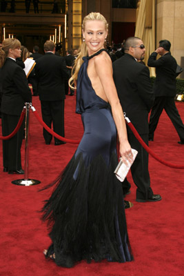 Portia de Rossi at The 79th Annual Academy Awards (2007)