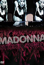 Madonna: Sticky & Sweet Tour Poster