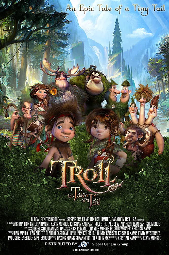 Troll: The Tail of a Tail