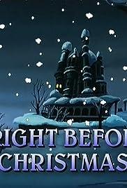 A Christmas Peril/Ms. Banshee's Holiday Hits/Good Morning Dr. Harvey/Fright Before Christmas Poster