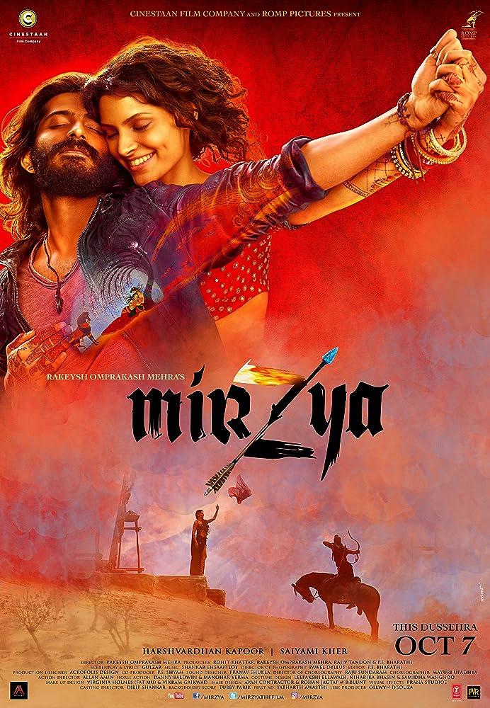 Mirzya (2016) Movie DVDrip HD Free Download |
