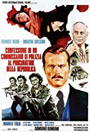 Confessions of a Police Captain Poster