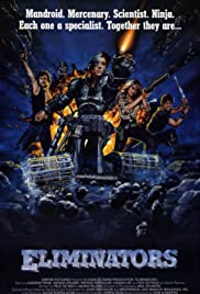 Eliminators (1986) Poster - Movie Forum, Cast, Reviews