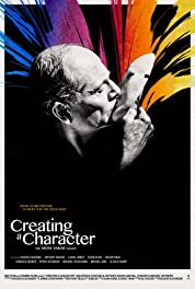 Creating a Character: The Moni Yakim Legacy (2020) poster