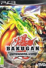 Bakugan: Defenders of the Core Poster