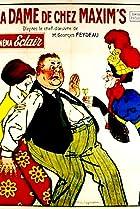 Image of La dame de chez Maxim's