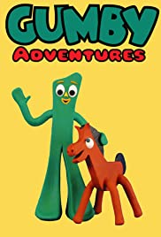 Gumby Adventures Poster - TV Show Forum, Cast, Reviews