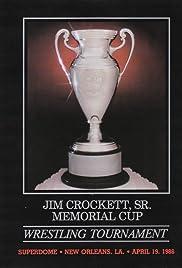 Jim Crockett Sr. Memorial Cup Poster