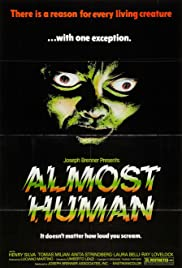 Almost Human (1974) Poster - Movie Forum, Cast, Reviews