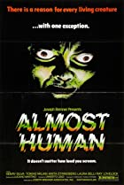 Almost Human (1974) Poster
