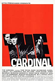 The Cardinal (1963) Poster - Movie Forum, Cast, Reviews