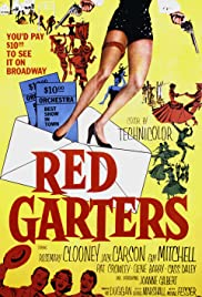 Red Garters (1954) Poster - Movie Forum, Cast, Reviews