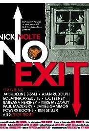 Nick Nolte: No Exit Poster