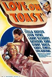 Love on Toast Poster