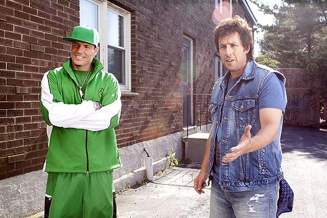 Adam Sandler and Vanilla Ice in That's My Boy (2012)