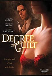 Degree of Guilt (1995) Poster - Movie Forum, Cast, Reviews