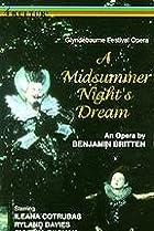 A Midsummer Night's Dream (1982) Poster