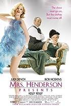 Mrs Henderson Presents (2005) Poster