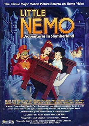 Little Nemo: Adventures in Slumberland poster